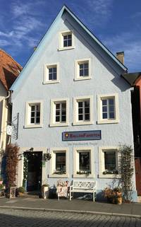 Our Office at the medieval town:  Sylvia Sprung-Milferstädt and Ulrike Weth-Wittmann